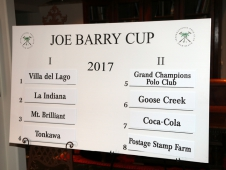 Joe Barry Draw